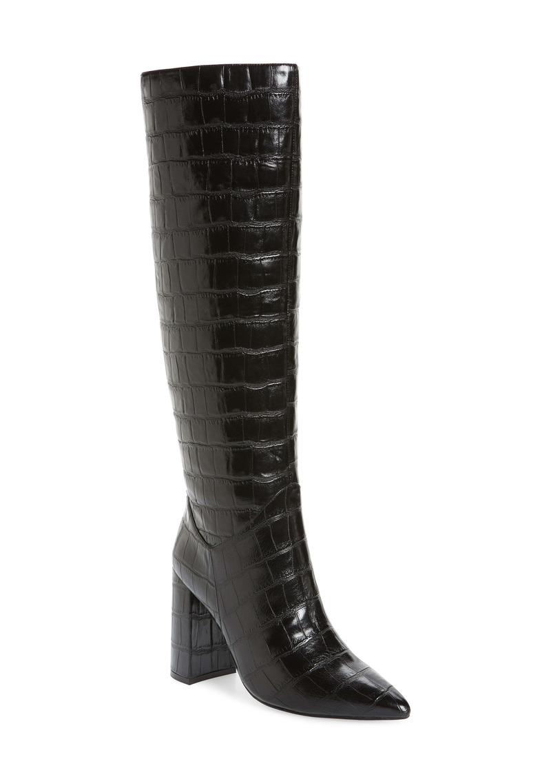 Jeffrey Campbell Siren Knee High Boot (Women)