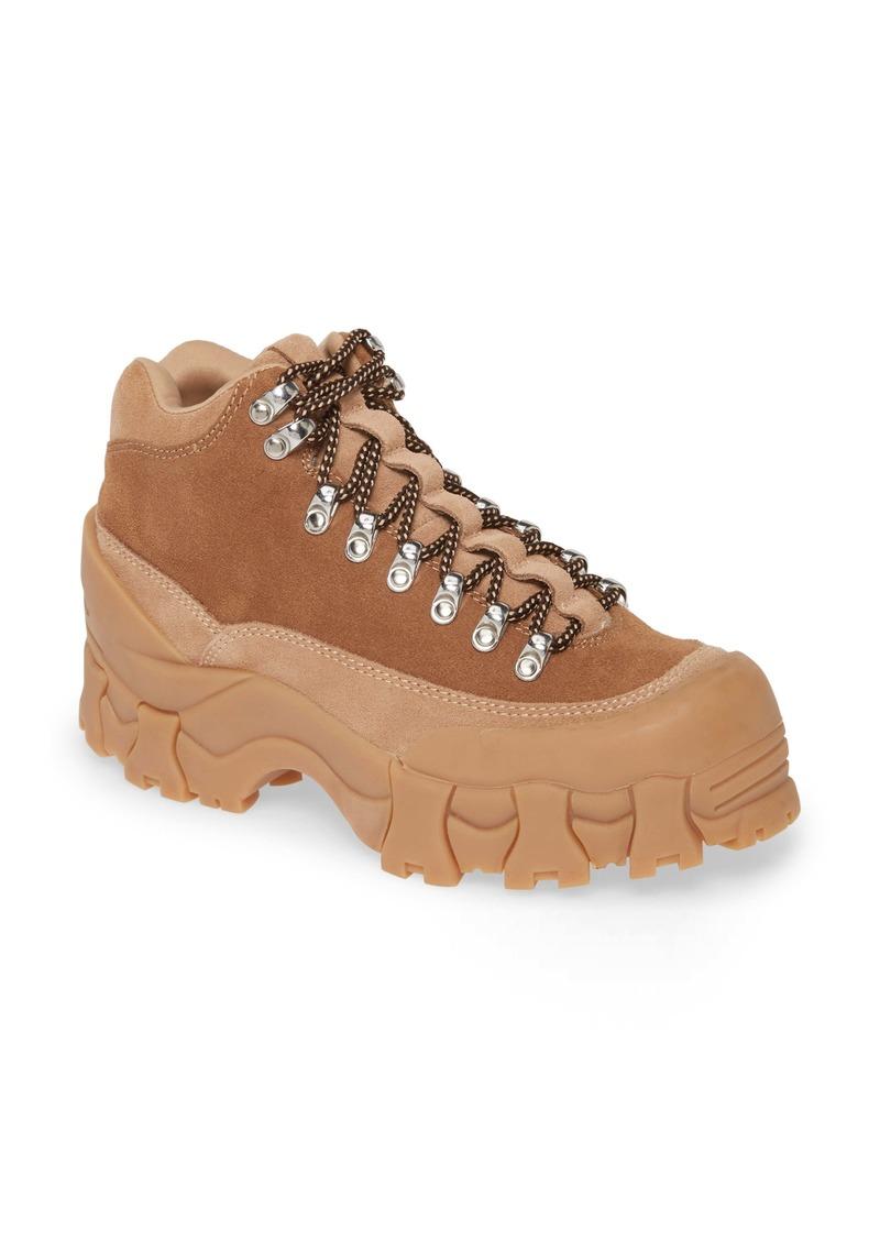 Jeffrey Campbell Snowstorm Platform Sneaker (Women)