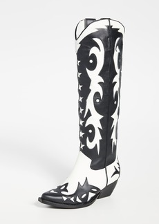 Jeffrey Campbell Starwood Western Boots