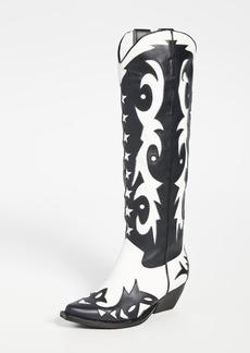Jeffrey Campbell Starwood Western Boots