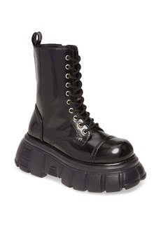 Jeffrey Campbell Stomp Combat Boot (Women)