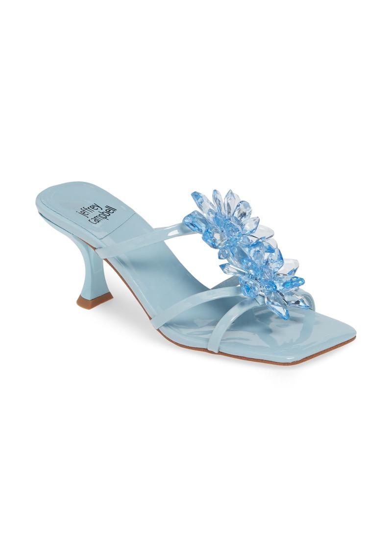 Jeffrey Campbell Strappy Slide Sandal (Women)