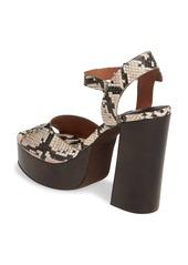 Jeffrey Campbell Summers Platform Sandal (Women)