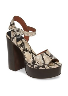 Jeffrey Campbell Summers Platform Sandal (Women)