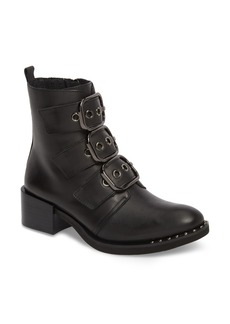 Jeffrey Campbell Todd Buckle Strap Bootie (Women)