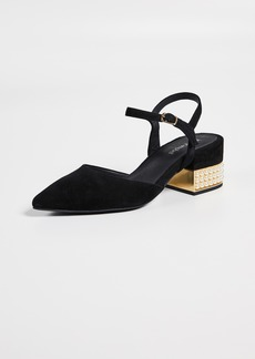 Jeffrey Campbell Tulip Ankle Strap Pumps