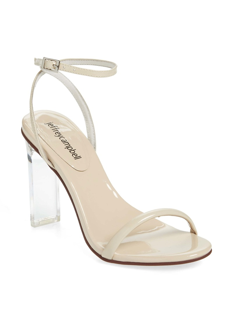 83db43dcffbef Vaccine Clear Heel Sandal (Women)