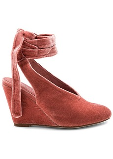 Jeffrey Campbell Verlina Wedge in Rose. - size 10 (also in 6,7.5,8,8.5,9.5)