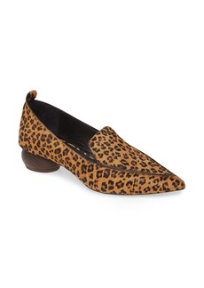 Jeffrey Campbell Viona Genuine Calf Hair Loafer (Women)