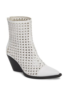 Jeffrey Campbell Waven Woven Bootie (Women)