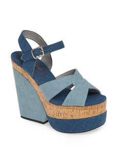 Jeffrey Campbell Wedge Platform Sandal (Women)