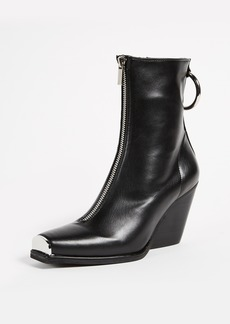 Jeffrey Campbell Welton Block Heel Boots