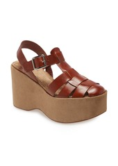Jeffrey Campbell West End Platform Wedge Sandal (Women)