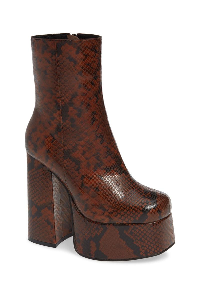 Jeffrey Campbell Widow Platform Boot (Women)