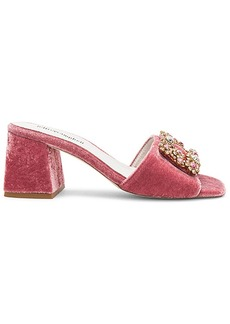 Jeffrey Campbell Windsor Mule in Rose. - size 10 (also in 6,6.5,7,7.5,8,8.5,9)
