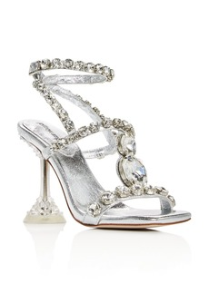 Jeffrey Campbell Women's Anasta-LHH Gem Embellished High-Heel Sandals