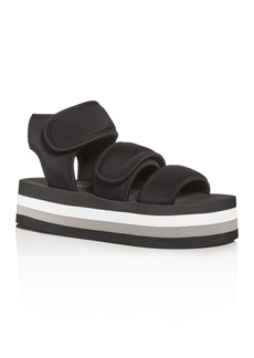 Jeffrey Campbell Women's Shaka Flatform Sandals