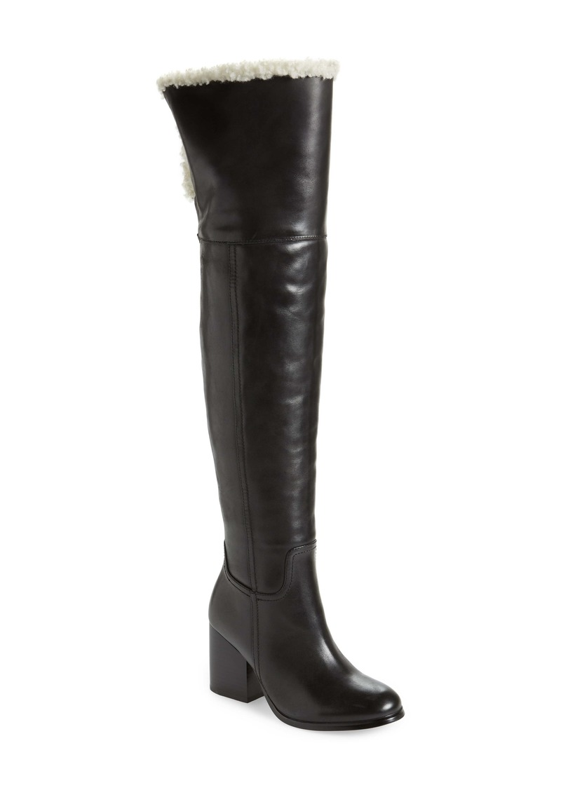 Jeffrey Campbell Woodvurn Over the Knee Boot (Women)