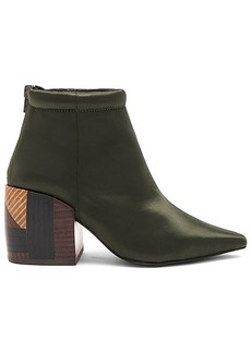 Jeffrey Campbell x REVOLVE Truly Bootie in Olive. - size 10 (also in 6,6.5,7,7.5,8,8.5,9,9.5)