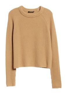 Jenni Kayne Cashmere Fisherman Sweater