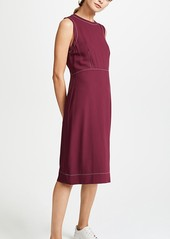 Jenni Kayne Crepe Stitch Dress