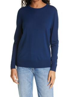 Jenni Kayne Crosby Merino Wool Crewneck Sweater