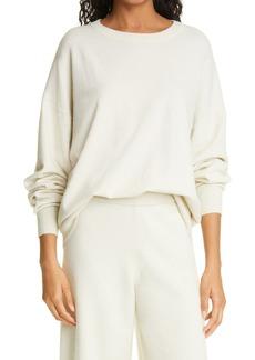 Jenni Kayne Oversize Crewneck Sweater