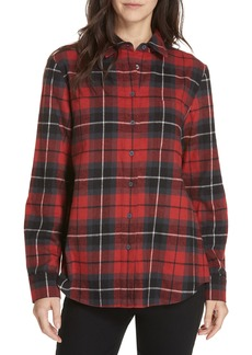 Jenni Kayne Plaid Shirt