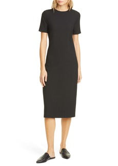 Jenni Kayne Plume Short Sleeve Midi Dress