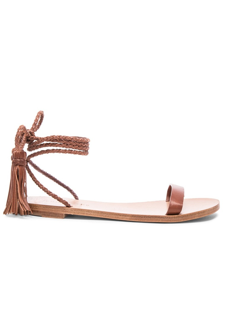 Jenni Kayne Tassel Tie Sandal