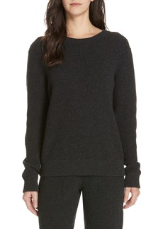 Jenni Kayne Thermal Cashmere Blend Sweater