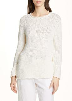 Jenni Kayne Wool & Silk Blend Sweater