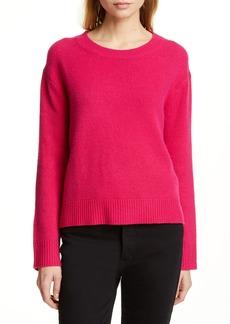 Jenni Kayne Yucca Cashmere Crewneck Sweater