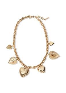 Jennifer Behr Avila heart charm necklace