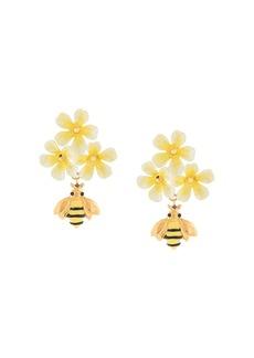 Jennifer Behr Daya drop earrings