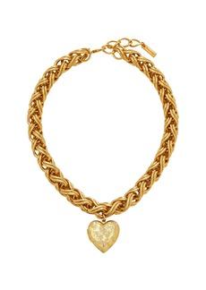 Jennifer Behr - Women's Coeur Necklace - Gold - Moda Operandi