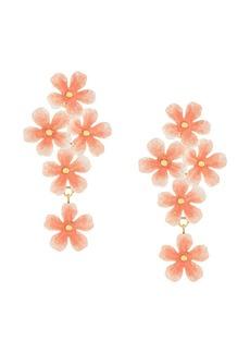 Jennifer Behr Marlene floral earrings