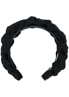 Jennifer Behr woven-detail hairband