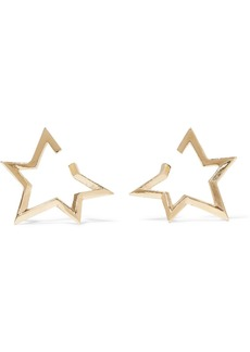 Jennifer Fisher Baby Classic Star Gold-plated Earrings