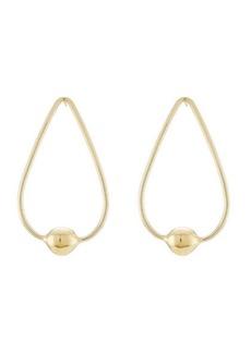 Jennifer Fisher Gold-Plated Earrings