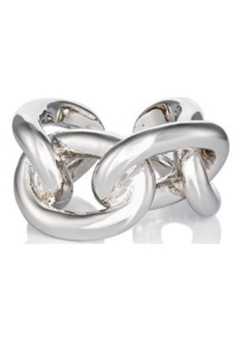 Jennifer Fisher Women's Chain-Link Ring Size 6