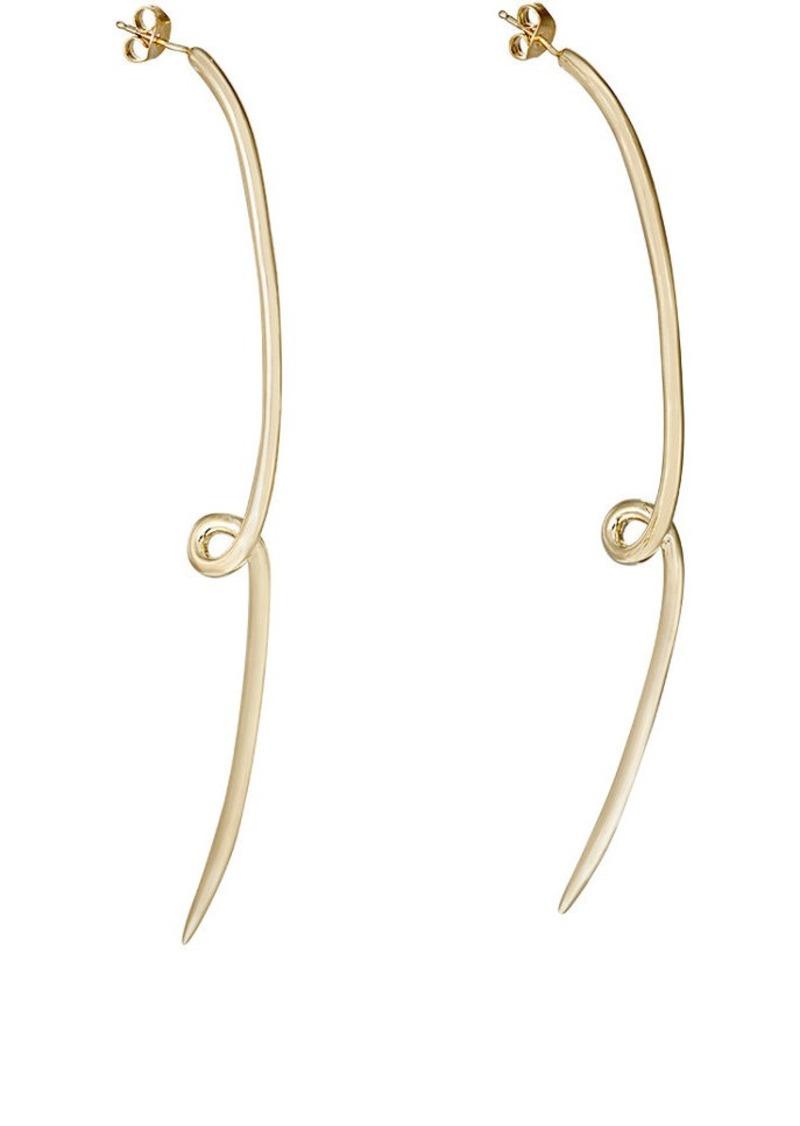 Jennifer Fisher Women's Loop Earrings
