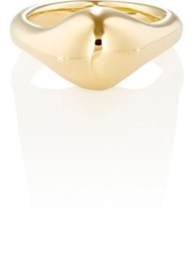 Jennifer Fisher Women's Small Orb Ring-GOLD Size 6