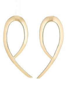 Jennifer Fisher Women's XL Root Earrings - Gold
