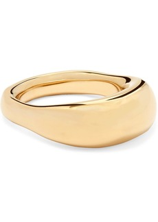 Jennifer Fisher Tube Gold-plated Ring