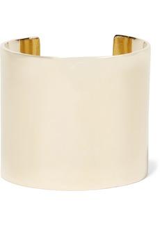 Jennifer Fisher Xl Stripe Gold-plated Cuff