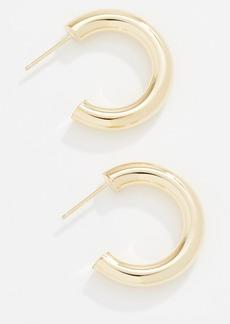 Jennifer Zeuner Jewelry Lou Small Hoops