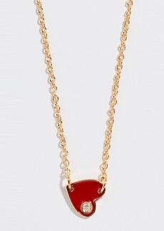 Jennifer Zeuner Jewelry Mia Mini Enamel Necklace