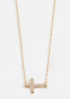 "Jennifer Zeuner Jewelry Theresa 1/2 Necklace"""