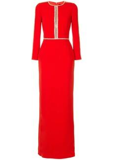 Jenny Packham embellished dress